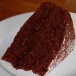 Bizcocho de Chocolate Esponjoso