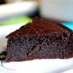 Bizcocho de Chocolate sin Gluten