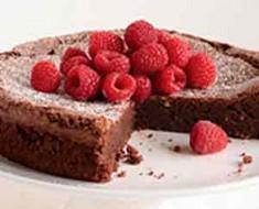 Bizcocho de Chocolate Receta